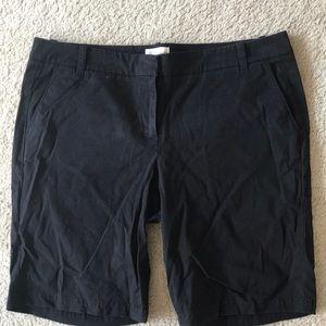 Women's J Crew Bermuda shorts. Size 12